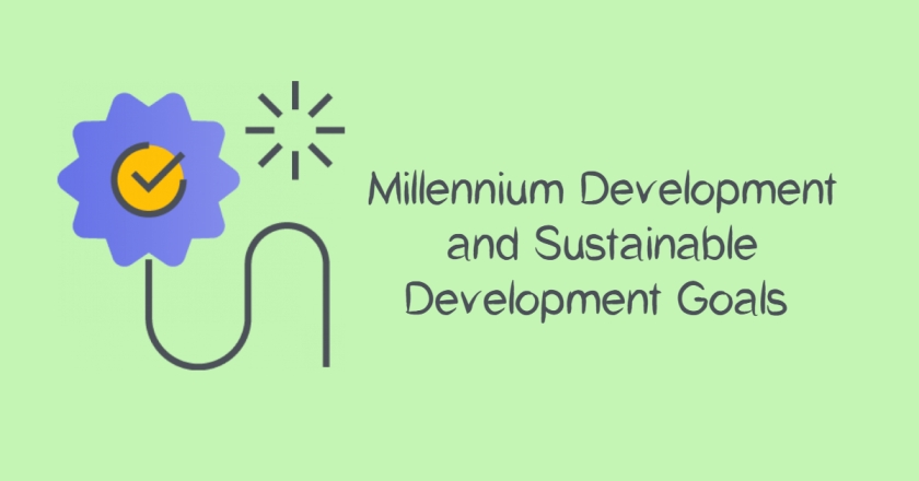 Millennium-Development-and-Sustainable-Development-Goals
